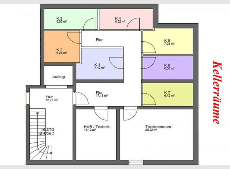 Wohnung zum Kauf in Bekond (DE) - Ref. 7034311