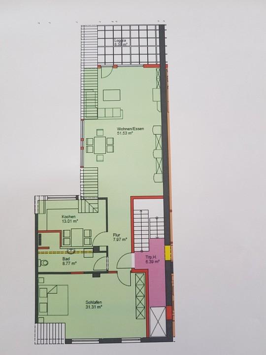wohnung kaufen 4 zimmer 120 m² saarlouis foto 2