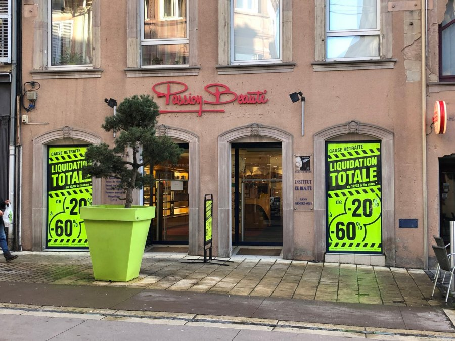 Local commercial à vendre à Sarrebourg
