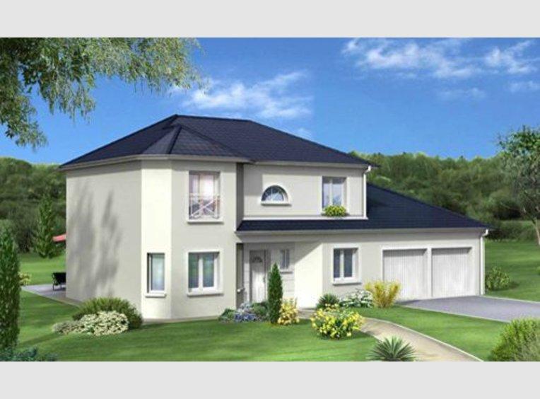 mod le de maison canelle construire en lorraine r f. Black Bedroom Furniture Sets. Home Design Ideas