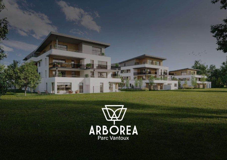 acheter appartement 2 pièces 49.05 m² vantoux photo 2