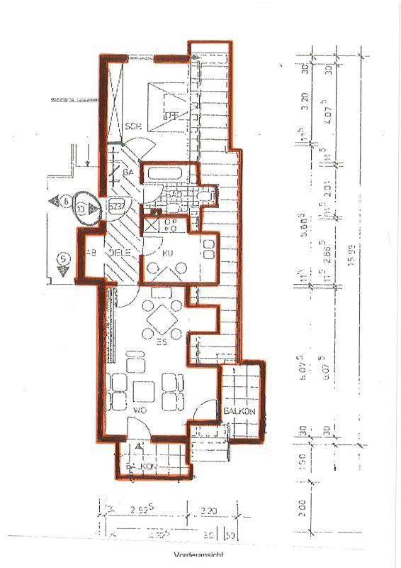 wohnung mieten 2 zimmer 60 m² trier foto 4