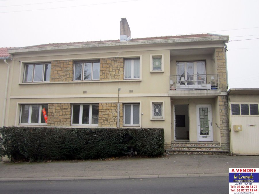 Immeuble de rapport à vendre F8 à Bouligny