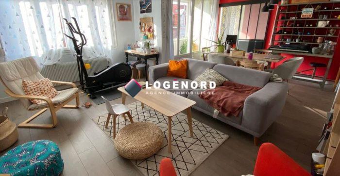 acheter appartement 5 pièces 84 m² la madeleine photo 1