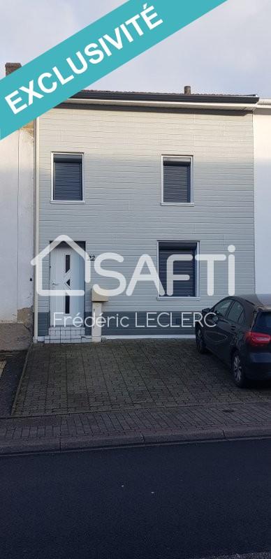 acheter maison 3 pièces 88 m² saint-avold photo 1
