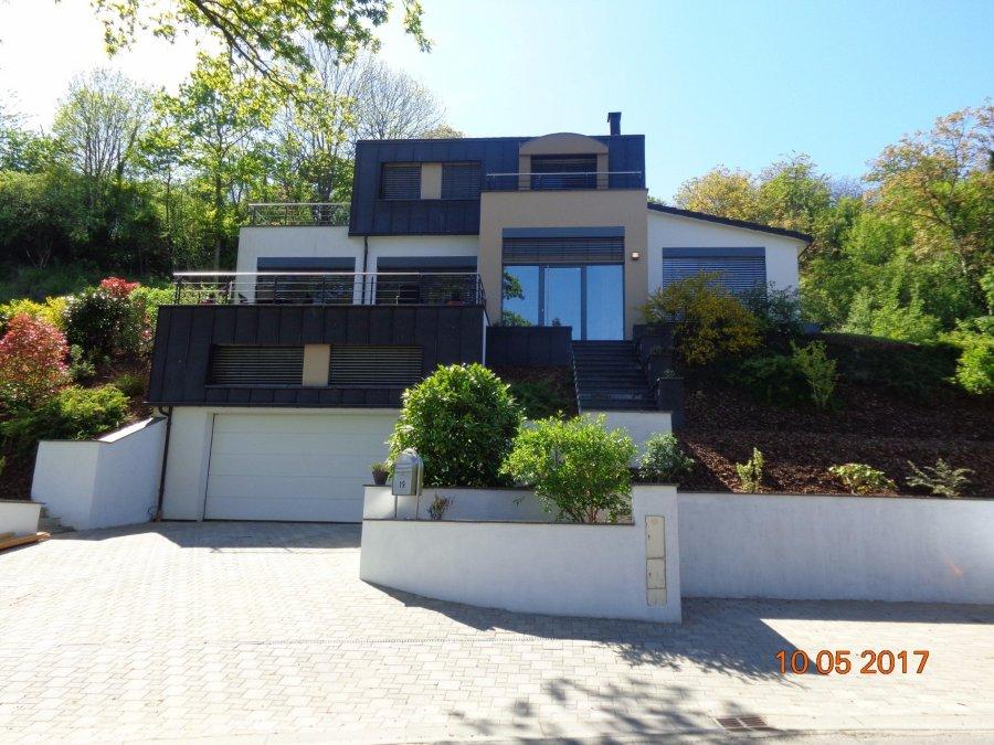 Maison individuelle à vendre 5 chambres à Berg-sur-moselle