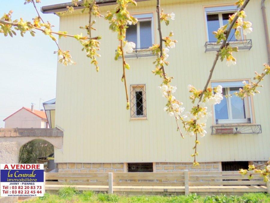 Maison jumelée à vendre F5 à CONFLANS