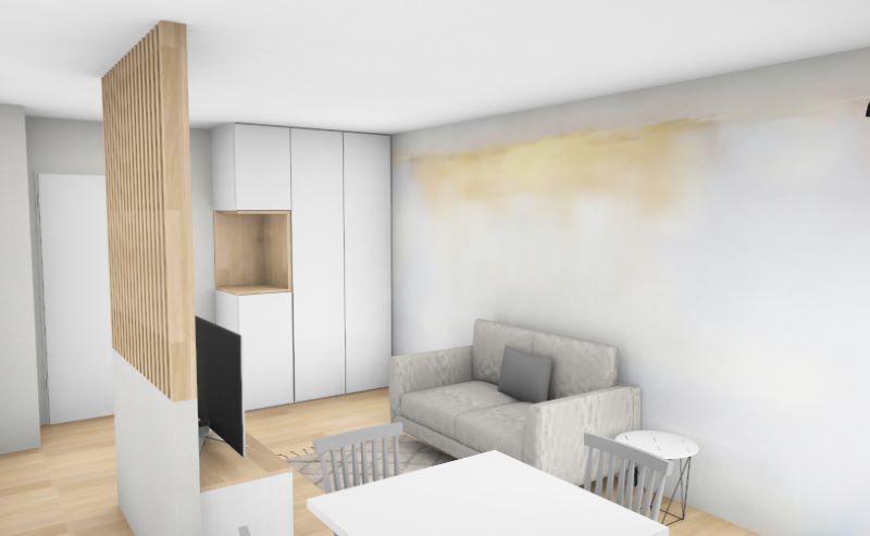wohnung mieten 1 schlafzimmer 37 m² strassen foto 1