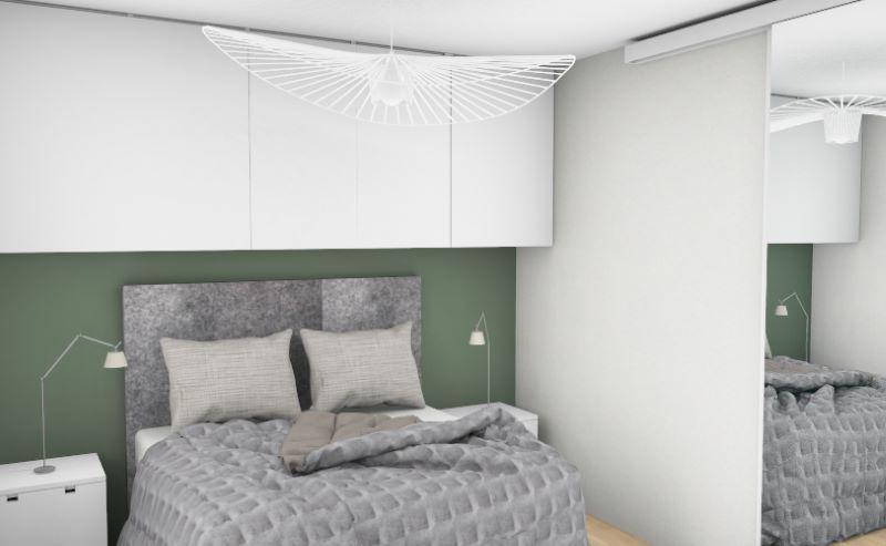 wohnung mieten 1 schlafzimmer 37 m² strassen foto 3