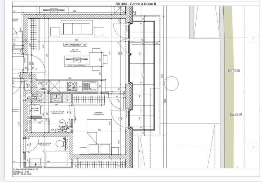 wohnung mieten 1 schlafzimmer 37 m² strassen foto 4