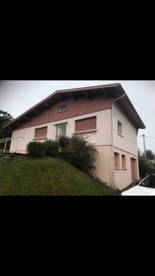acheter maison individuelle 6 pièces 111 m² saint-michel-sur-meurthe photo 1