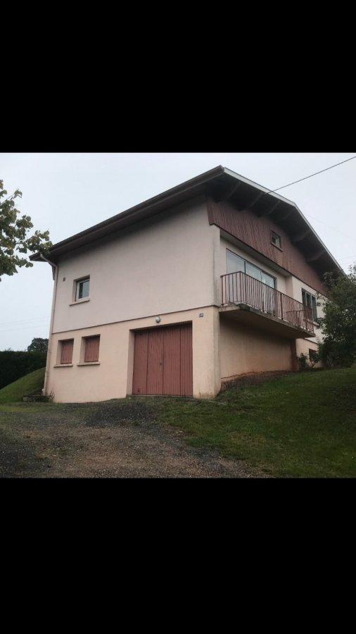 acheter maison individuelle 6 pièces 111 m² saint-michel-sur-meurthe photo 2