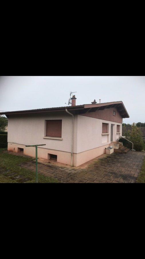 acheter maison individuelle 6 pièces 111 m² saint-michel-sur-meurthe photo 3
