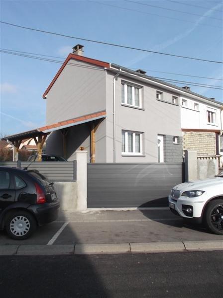 Maison jumelée à vendre F5 à Marange-Silvange
