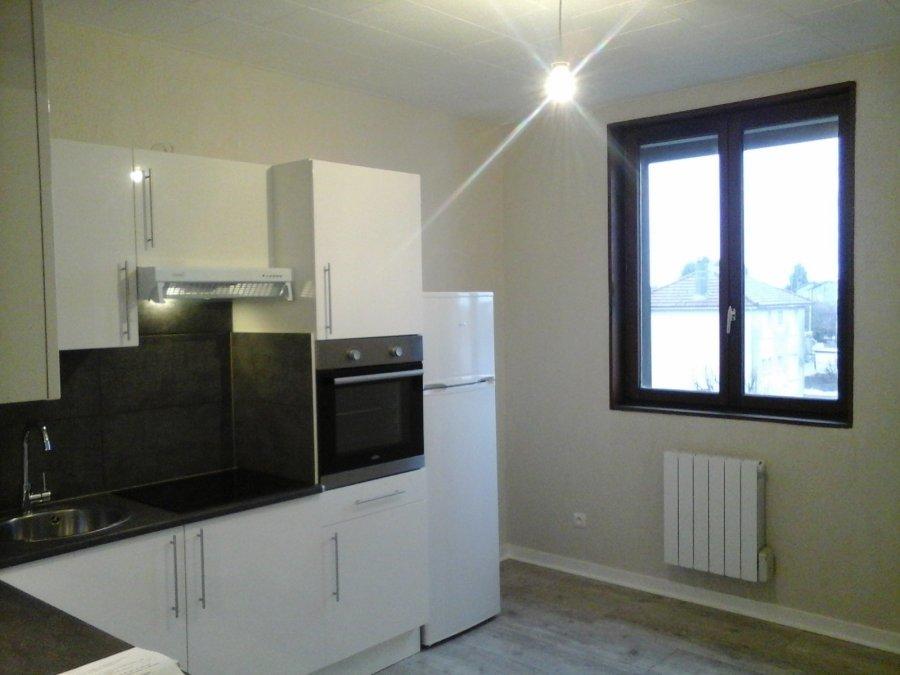 Appartement à louer F2 à Errouville