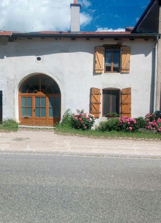 Maison à vendre F5 à Praye