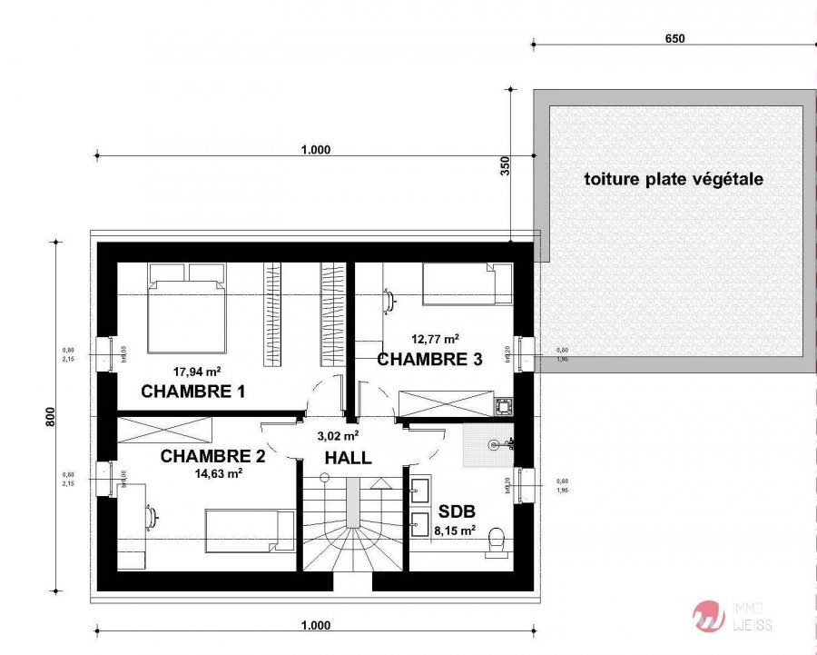 house for buy 3 bedrooms 121 m² weiswampach photo 3