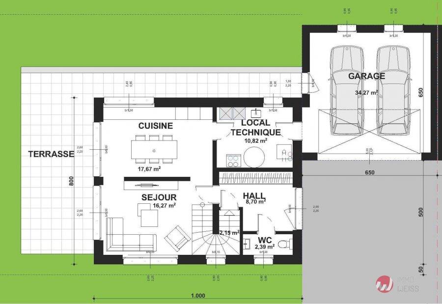 house for buy 3 bedrooms 121 m² weiswampach photo 2
