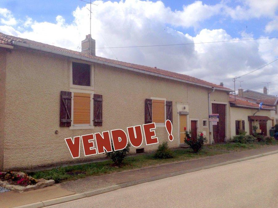 Ferme à vendre F4 à Abbéville-lès-Conflans