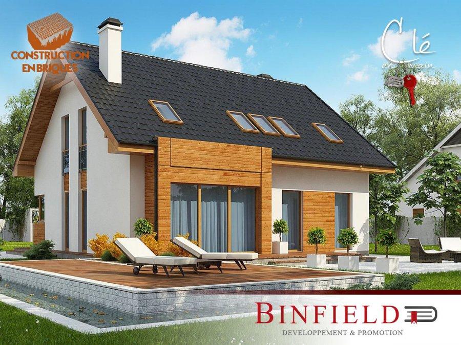 acheter maison individuelle 5 chambres 191 m² roodt (redange) photo 3