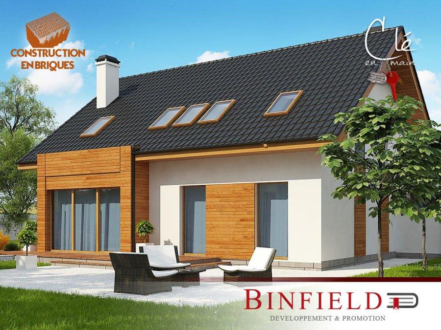 acheter maison individuelle 5 chambres 191 m² roodt (redange) photo 4