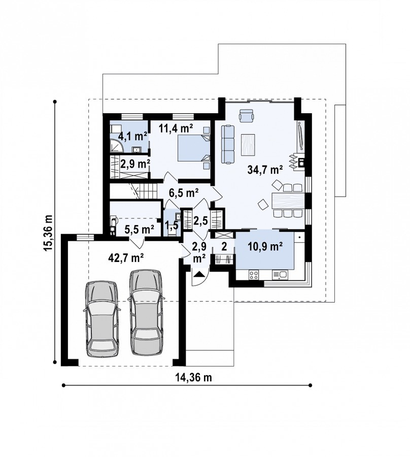 acheter maison individuelle 5 chambres 191 m² roodt (redange) photo 5