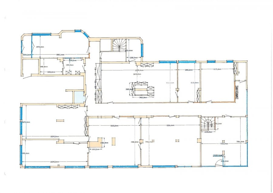acheter bureau 0 chambre 859 m² luxembourg photo 2