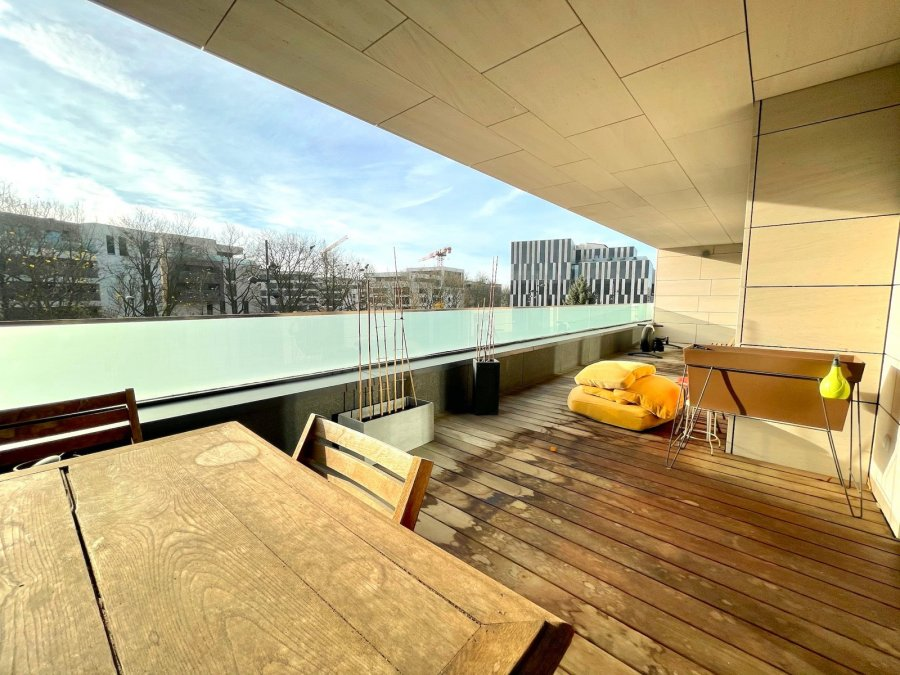 Appartement à vendre 2 chambres à Luxembourg-Merl