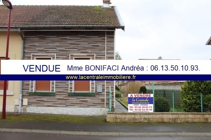 acheter maison jumelée 3 pièces 61.83 m² mont-bonvillers photo 1