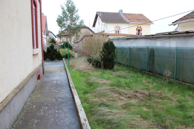 Maison jumelée à vendre F3 à Mont-Bonvillers