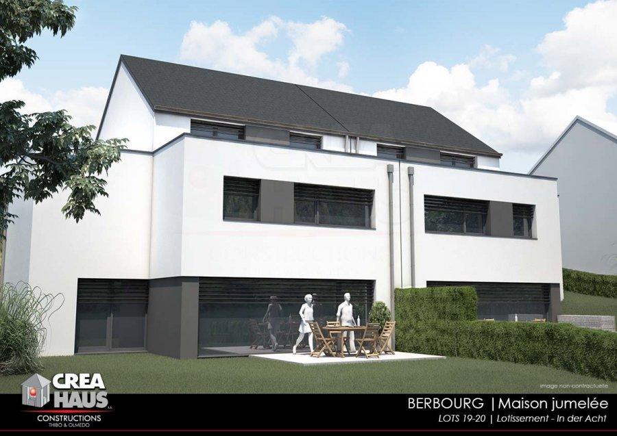 doppelhaushälfte kaufen 4 schlafzimmer 152 m² berbourg foto 1