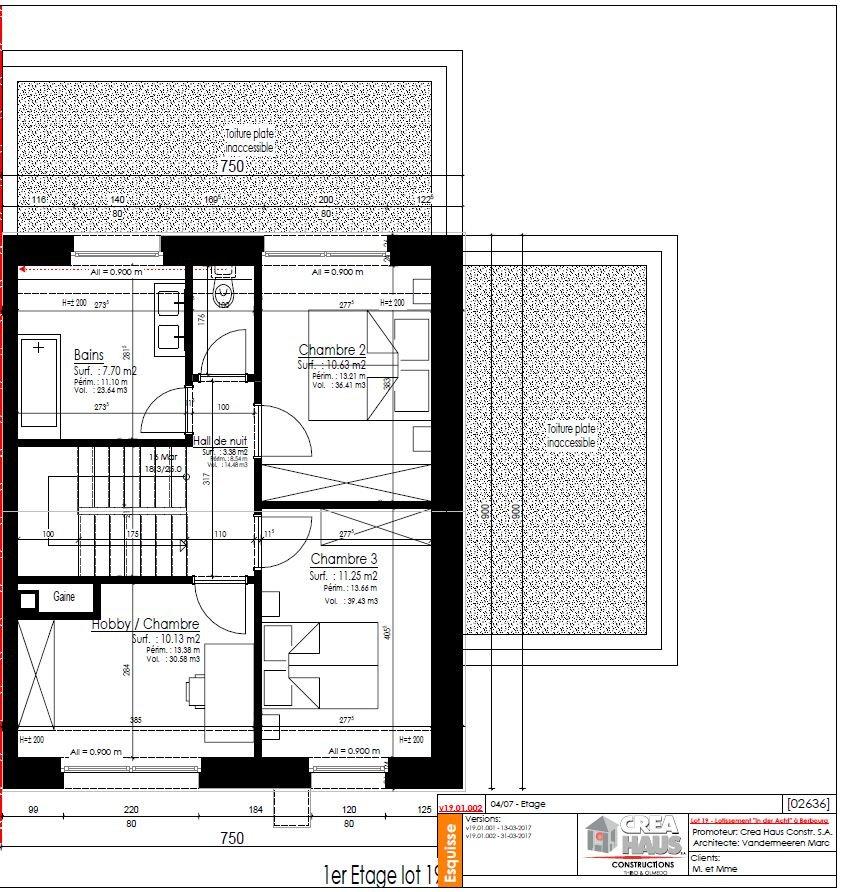 doppelhaushälfte kaufen 4 schlafzimmer 152 m² berbourg foto 5