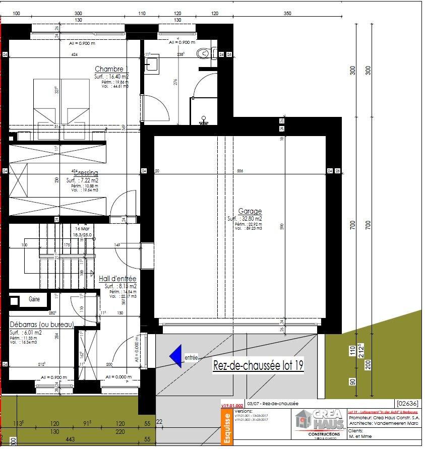 doppelhaushälfte kaufen 4 schlafzimmer 152 m² berbourg foto 4