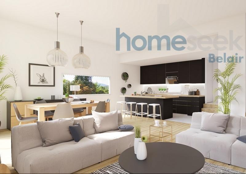 Appartement à vendre 3 chambres à Weiler-la-tour