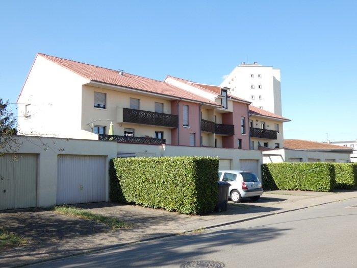 Appartement à vendre F3 à Montigny-les-metz