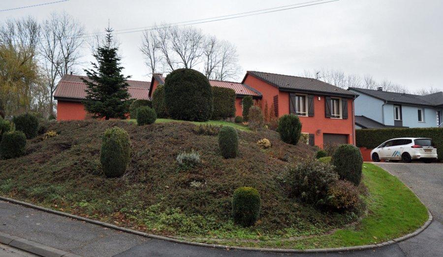 Maison individuelle à vendre 3 chambres à Beyren-les-sierck