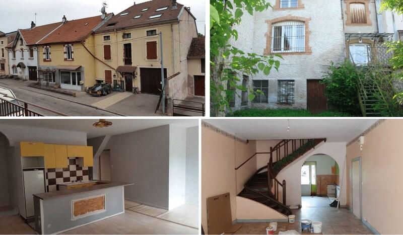 acheter immeuble de rapport 0 pièce 1000 m² darney photo 3