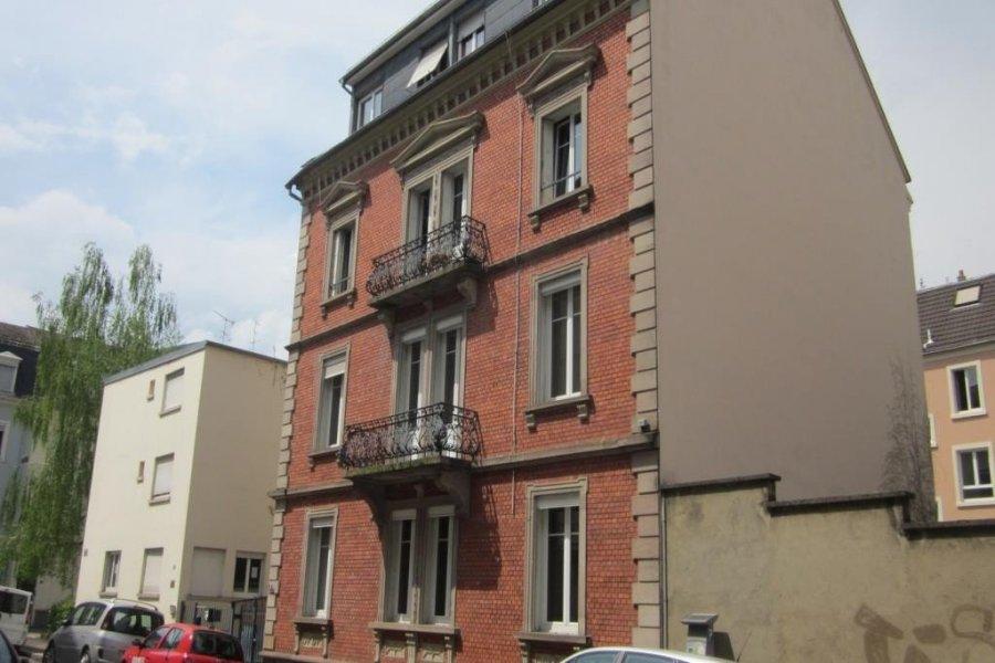 Appartement à louer F4 à Mulhouse