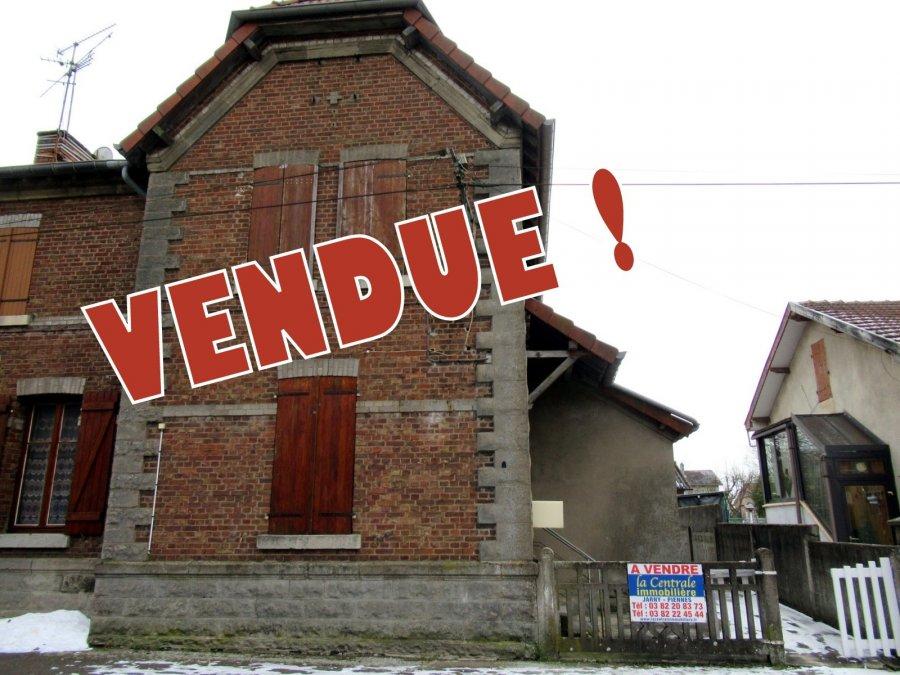 acheter maison jumelée 4 pièces 76.17 m² joudreville photo 1