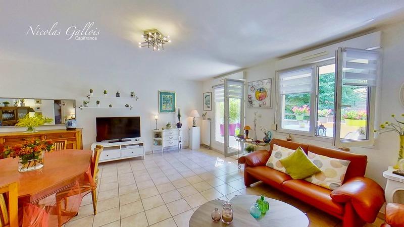 acheter appartement 4 pièces 88 m² metz photo 2