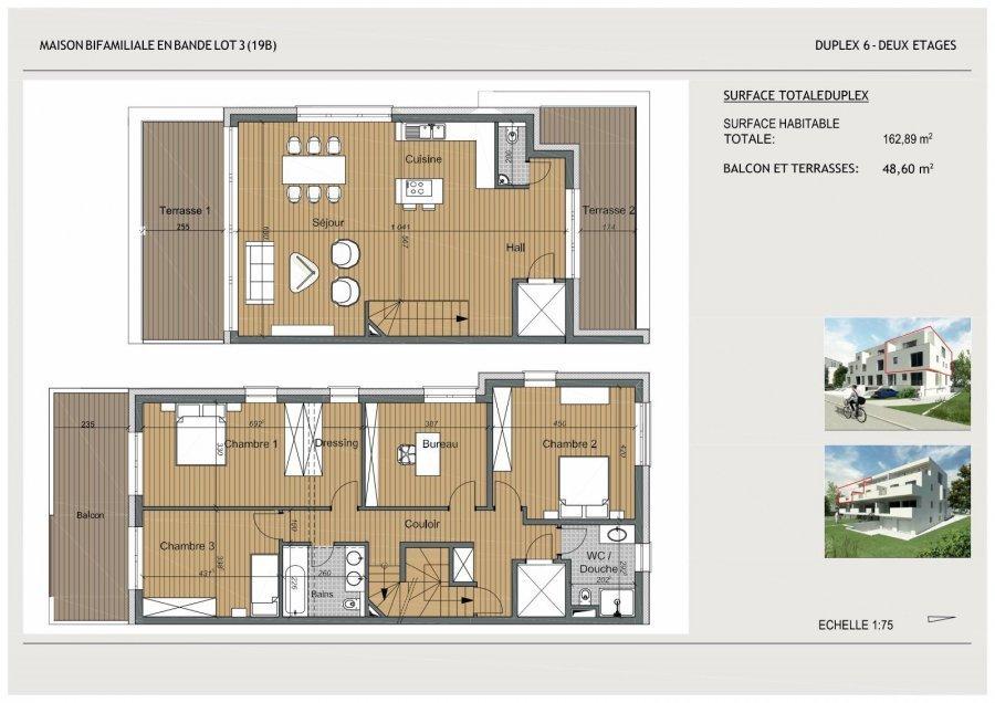 acheter duplex 4 chambres 1619 m capellen photo 5