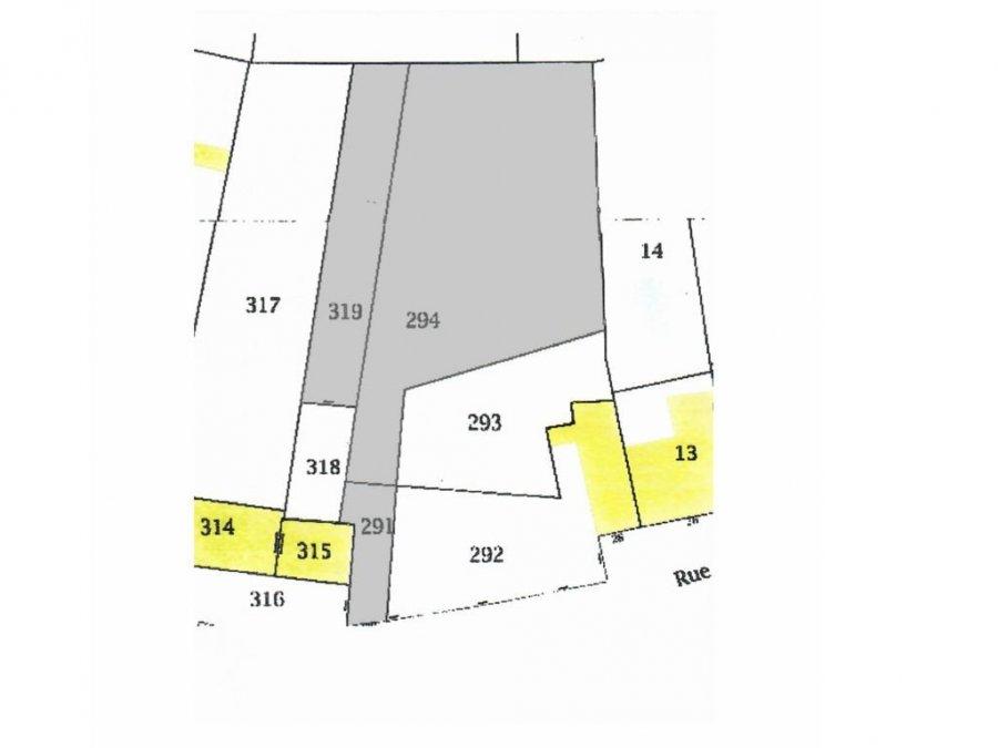 Terrain constructible à vendre à Saint-pancré