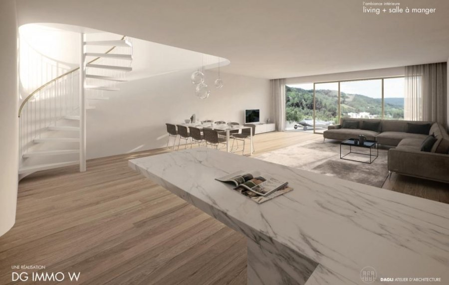 acheter maison mitoyenne 3 chambres 188 m² luxembourg photo 3