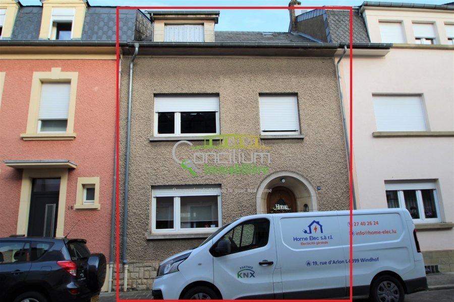 acheter maison 4 chambres 124 m² pétange photo 1