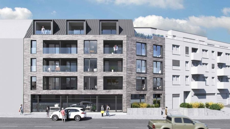 wohnung kaufen 2 schlafzimmer 79.7 m² luxembourg foto 1