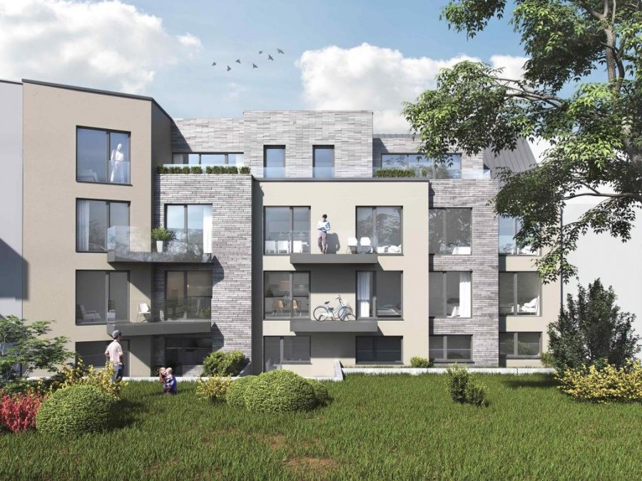 acheter appartement 2 chambres 79.7 m² luxembourg photo 2