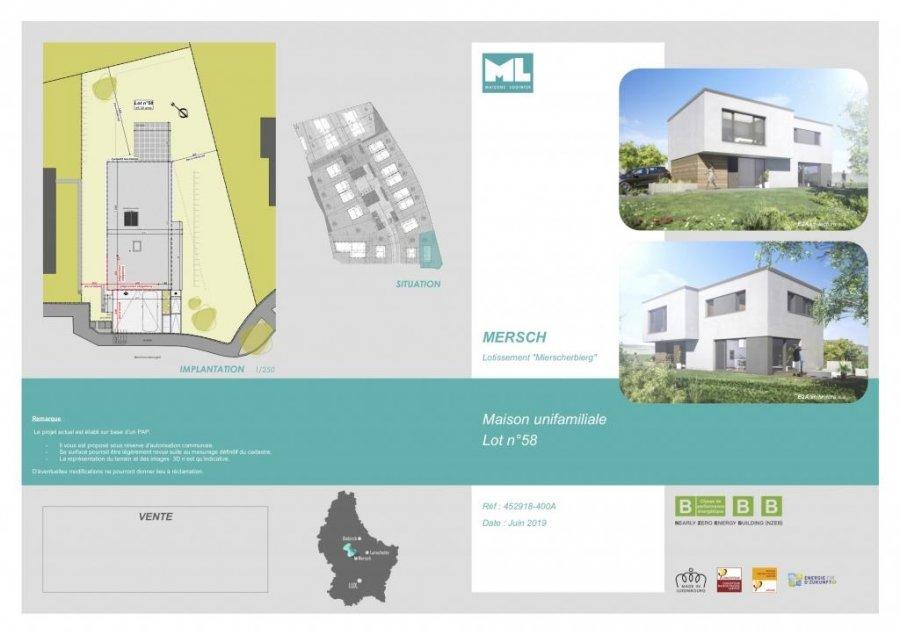acheter maison individuelle 3 chambres 0 m² mersch photo 4