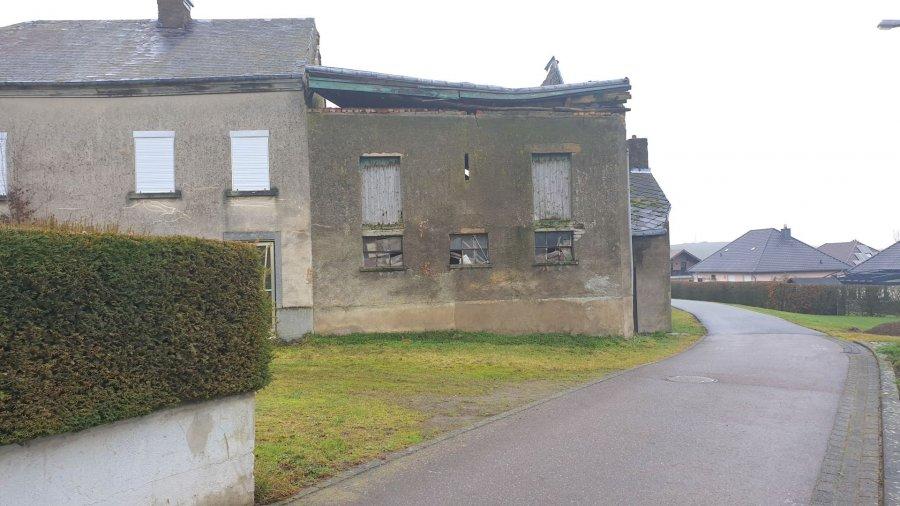 Terrain constructible à vendre à Weiler (Putscheid)