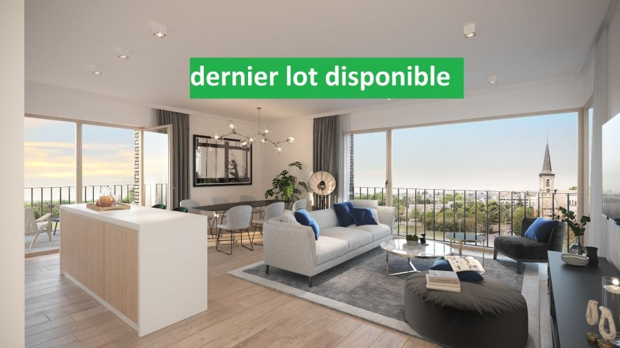 acheter appartement 1 chambre 54.4 m² luxembourg photo 1
