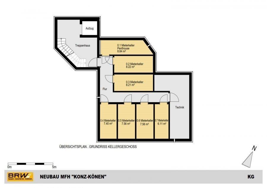 acheter appartement 0 pièce 128.61 m² konz photo 3